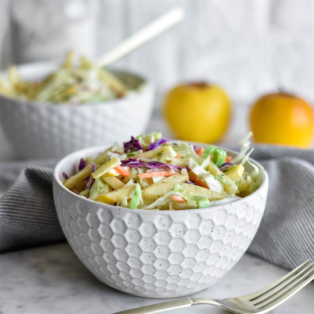 Whole30 Coleslaw — Foodborne Wellness