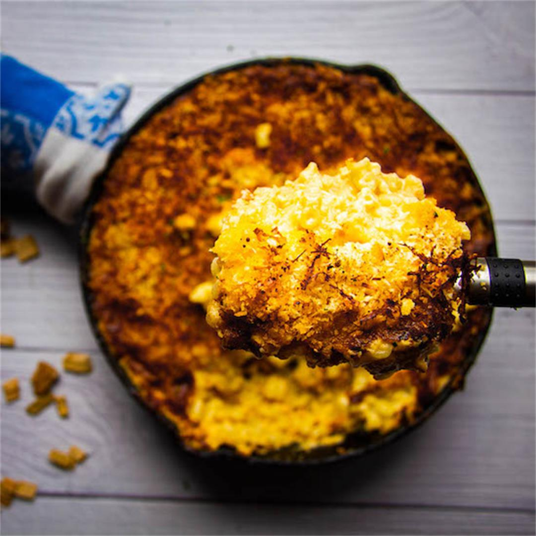 The Best Smoked Mac and Cheese