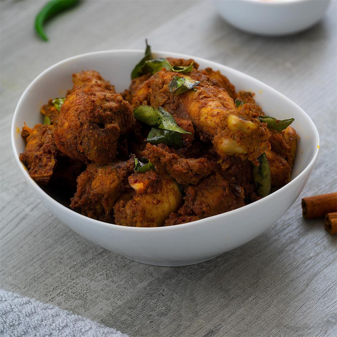 Kodi Vepudu Recipe | Andhra Style Chicken Fry