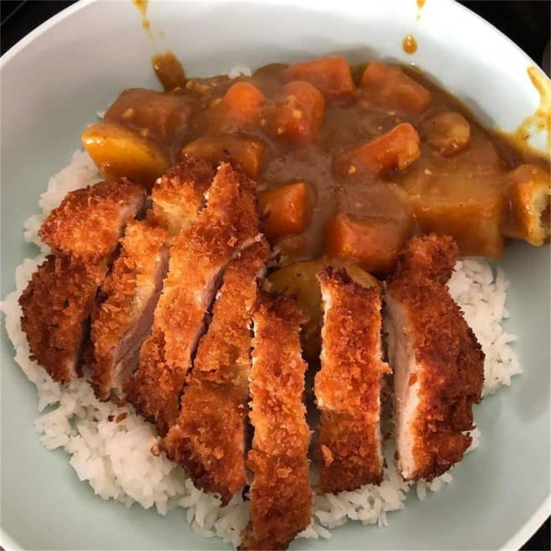 Easy Yummy Katsu Curry Recipe