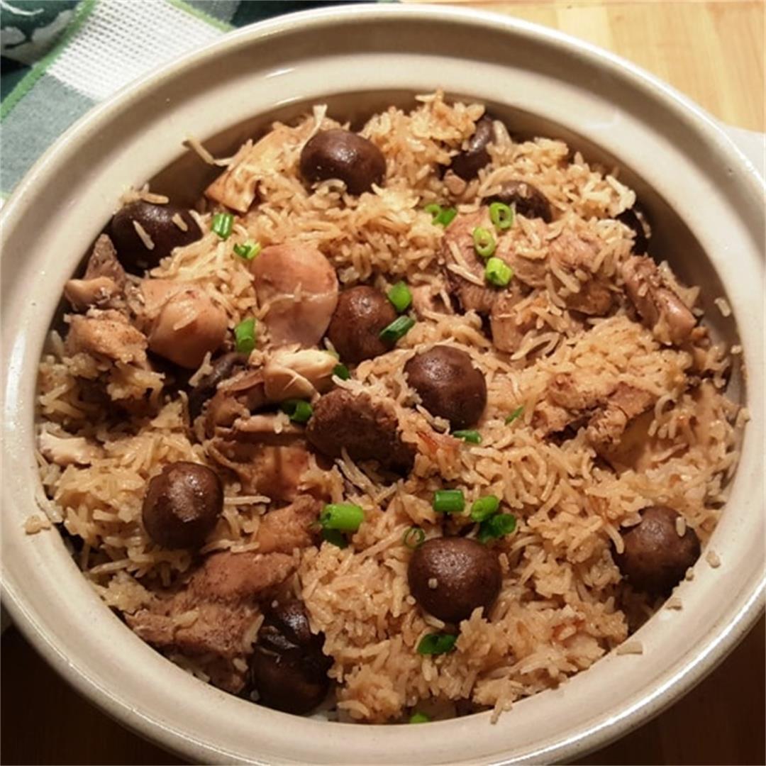 Instant Pot Pressure Cooker Mr Yoshidas Chicken Rice