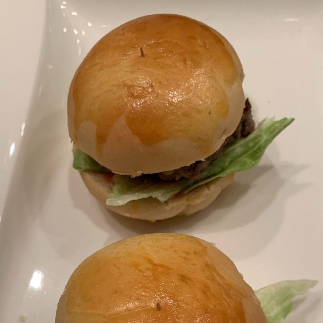 The utterly perfect mini cheeseburgers