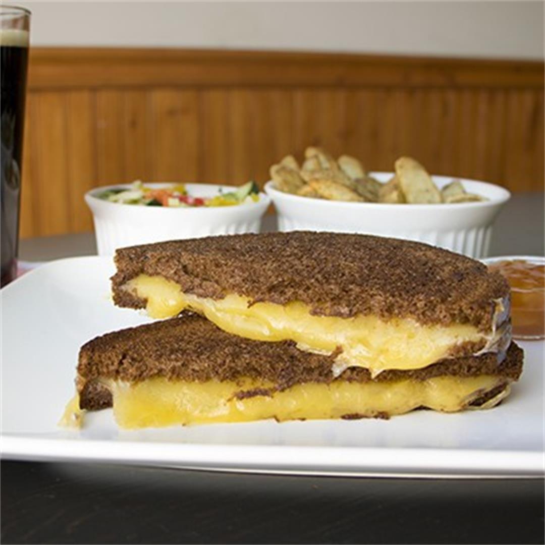 Irish Grilled Cheese