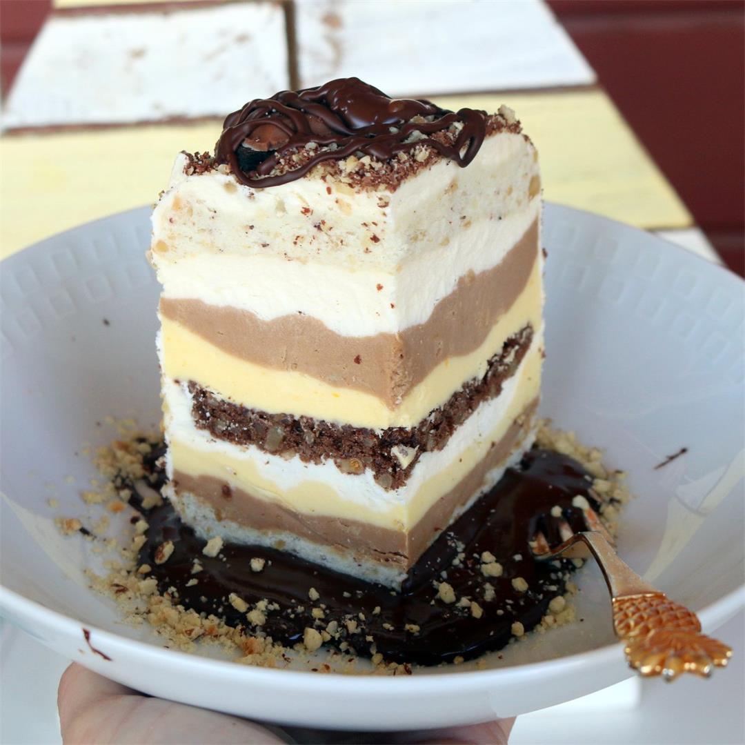 Milka Chocolate Torta-Crazy for Chocolate