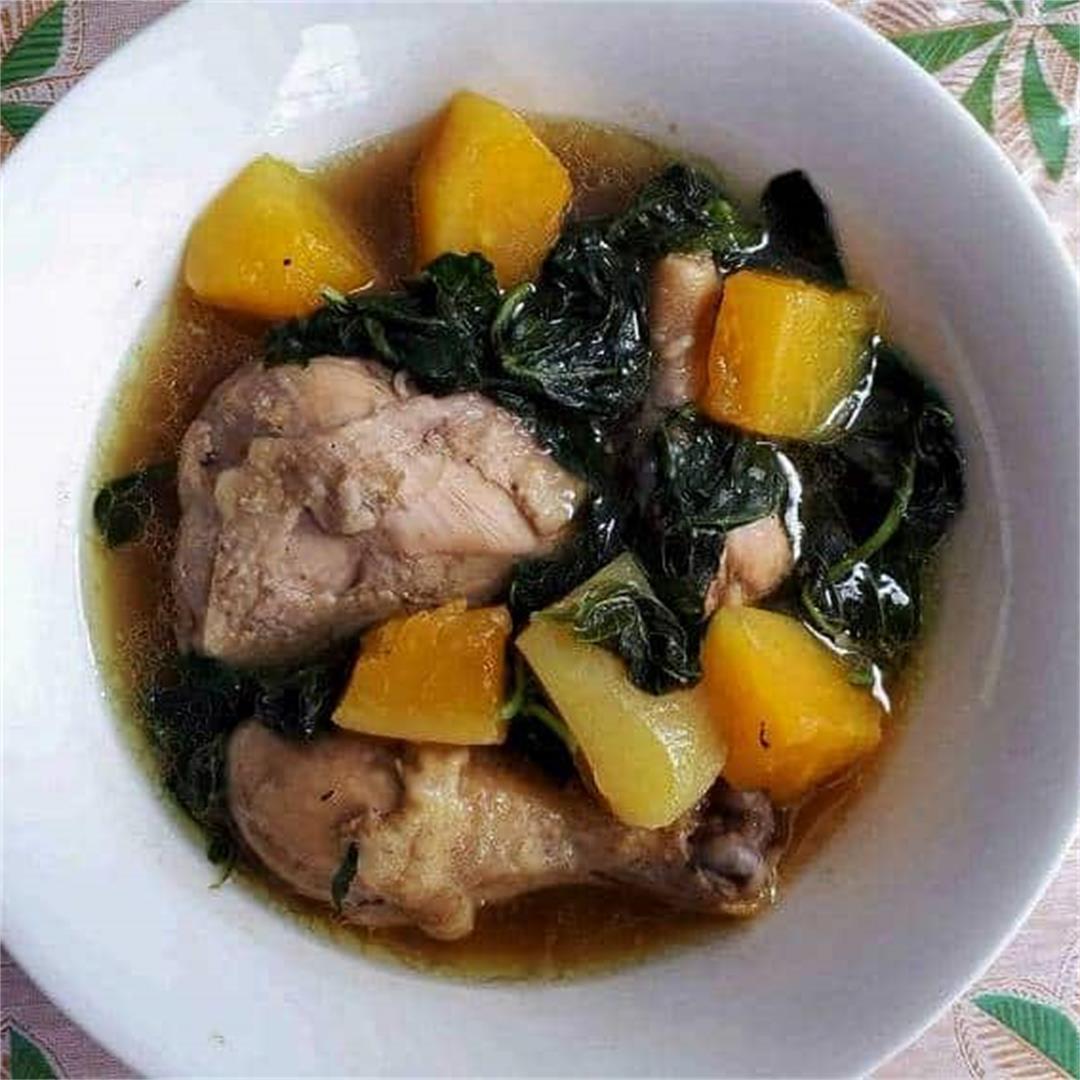 Chicken Papaya Soup