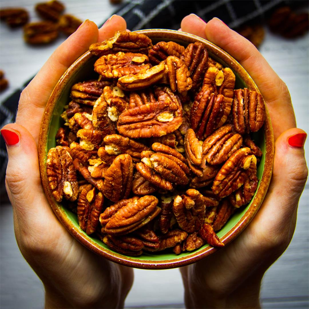 How to Toast Pecans (The Right Way)