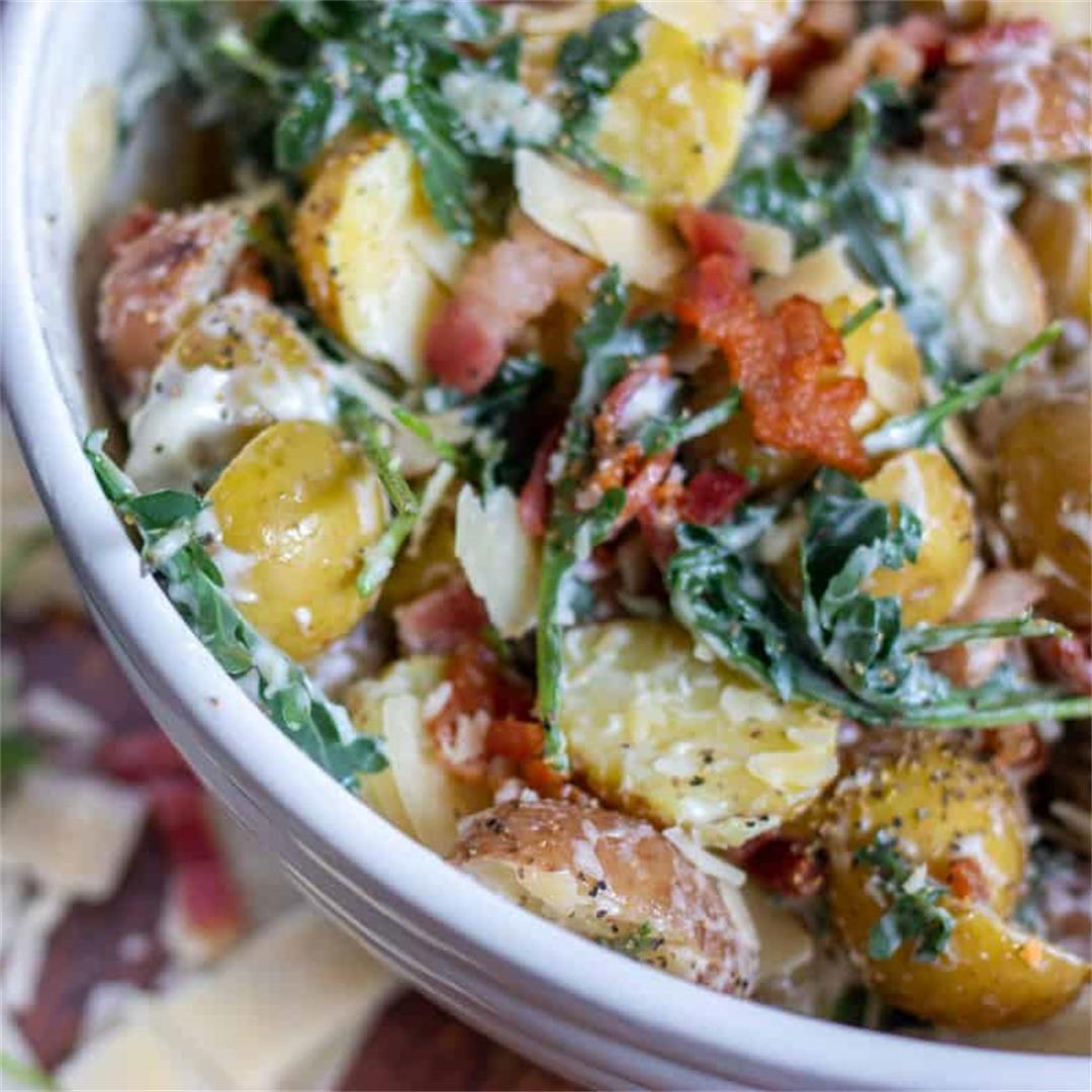 The best Potato Salad Recipe you'll ever make!