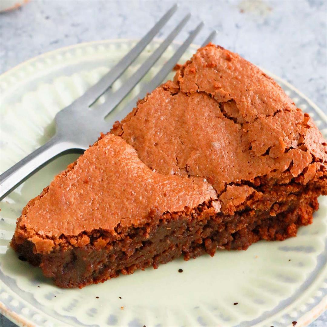 Chocolate Cake with Almond Flour