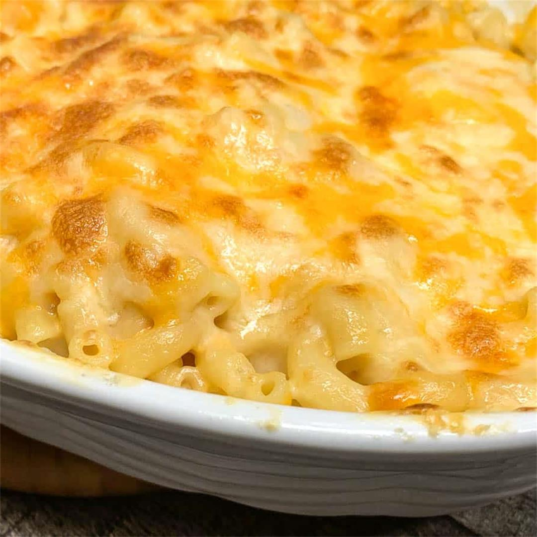 Copycat Chick-fil-A Mac and Cheese