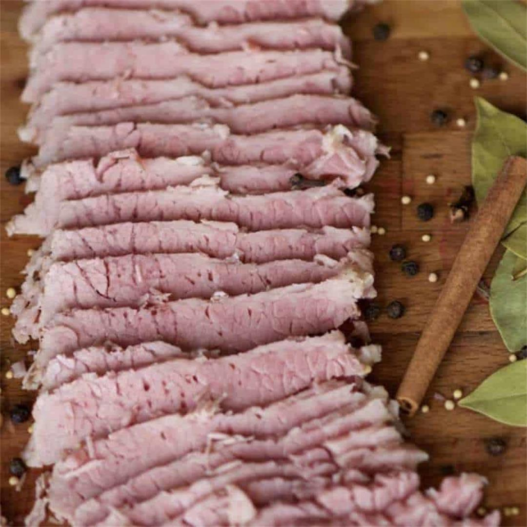 Possibly The Best Way To Cook Corned Beef Is With Sous Vide