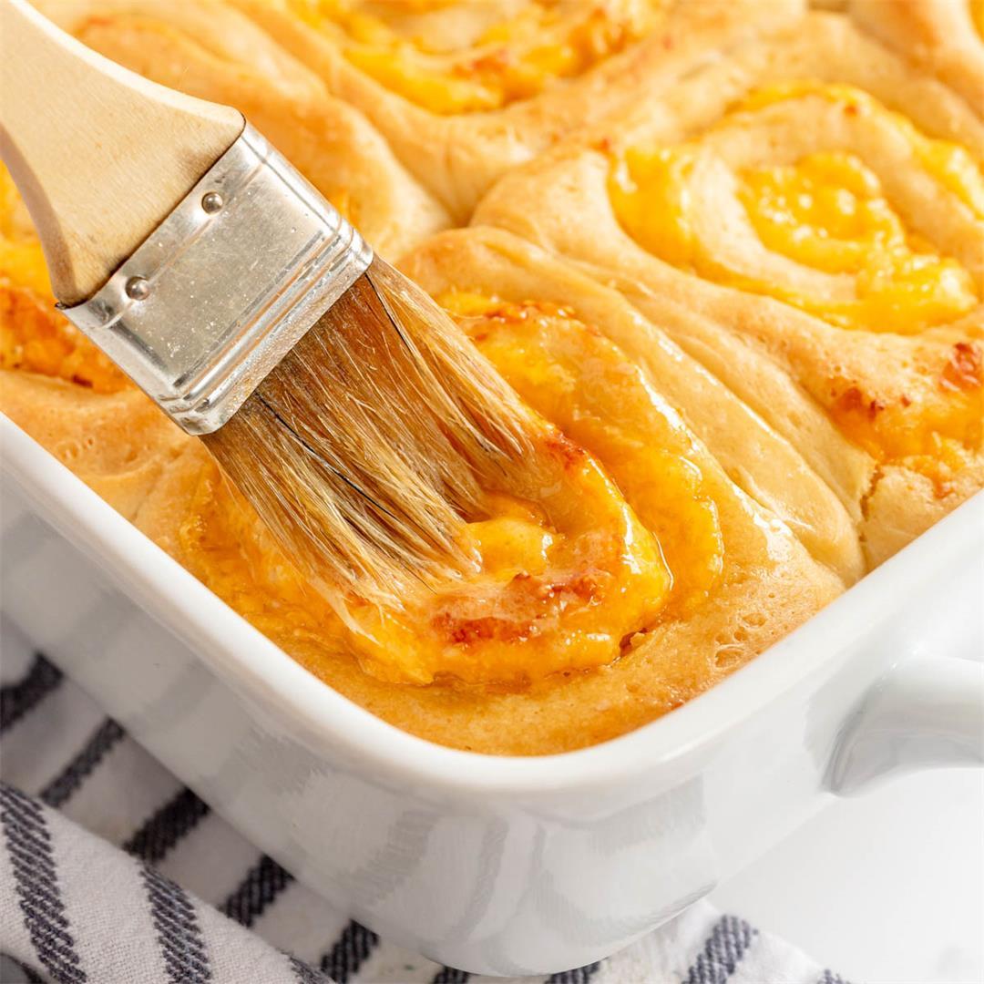 Garlic Cheese Bread (Rolls) Recipe
