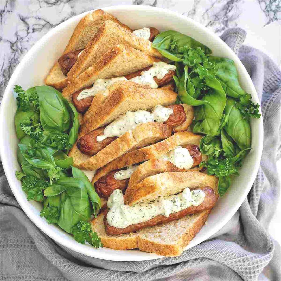 Air Fryer Sausages (Beef, chicken, pork)