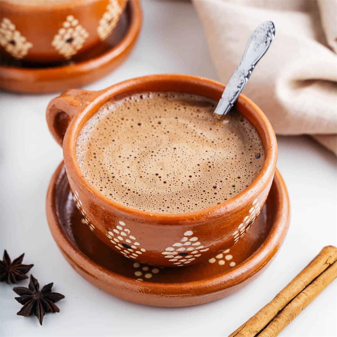 Champurrado (Mexican Chocolate Drink)