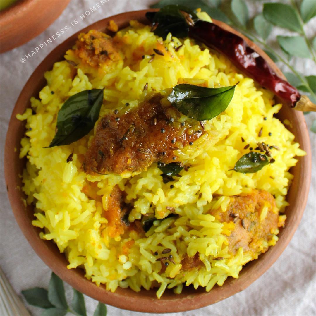 Gola Bhat Recipe | Nagpuri Gola Bhat