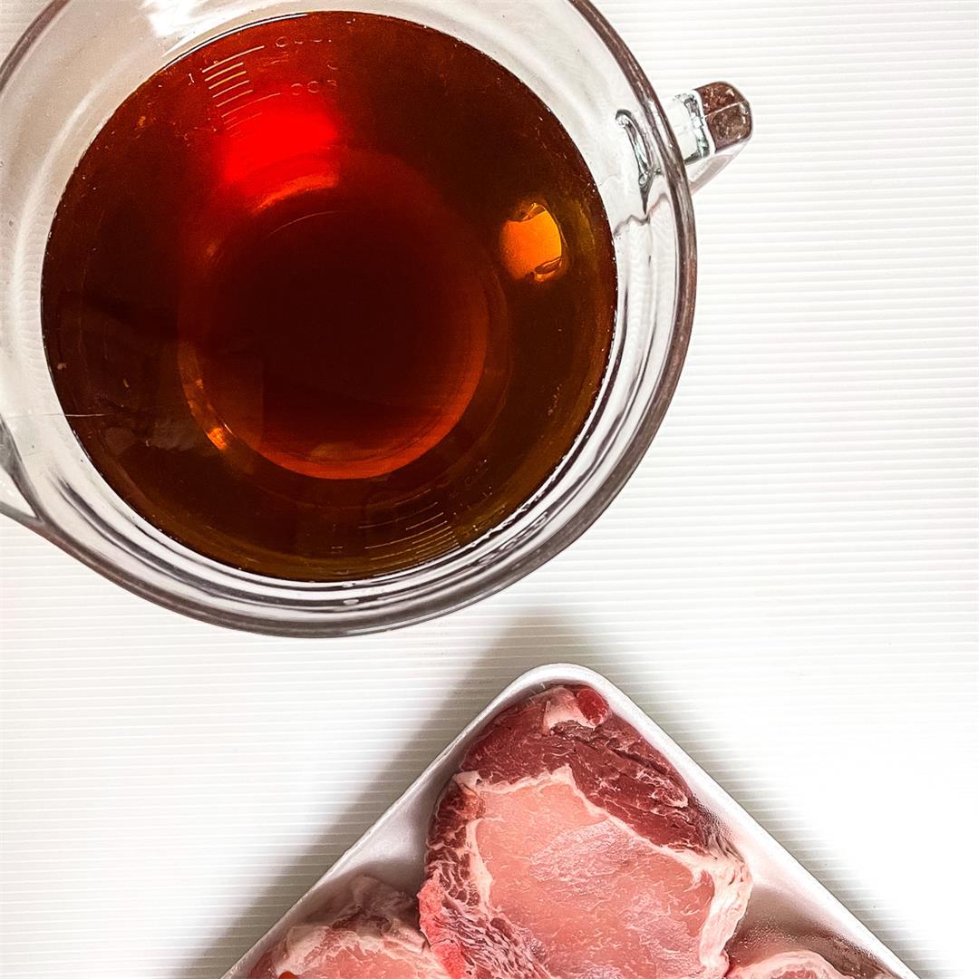 Quick and Easy Pork Chop Brine