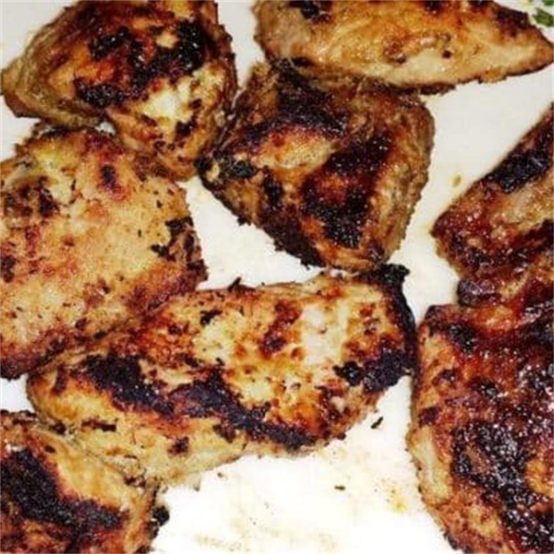 Thịt Nướng (Vietnamese BBQ Pork)
