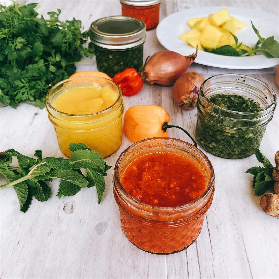 3 Essential sauce recipes you should make this summer