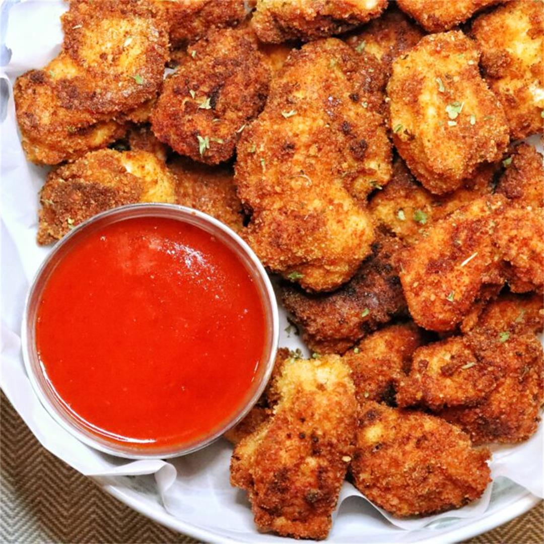 Indian Chicken Nuggets