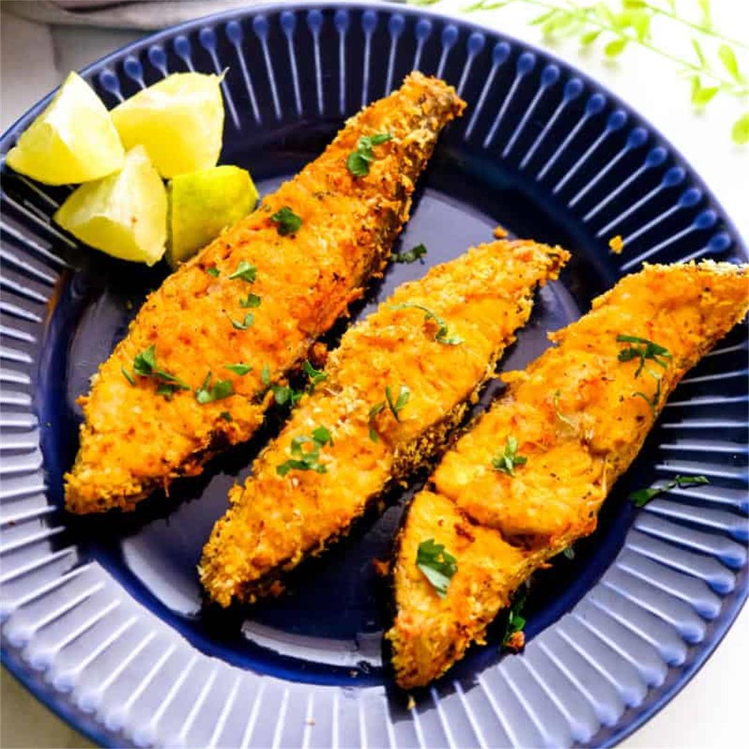 Crispy Air Fryer Fish Fillet Recipe