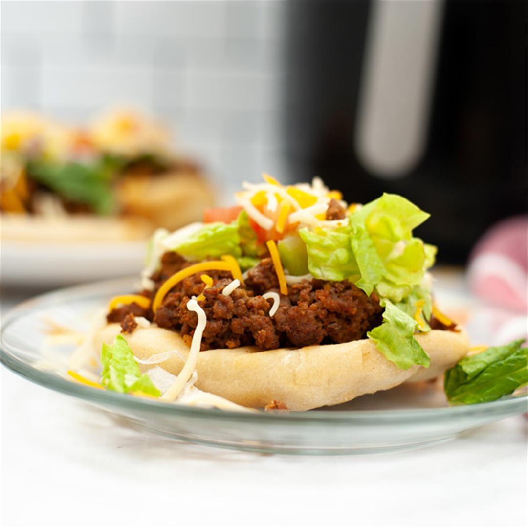 Air Fryer Indian Fry Bread Recipe