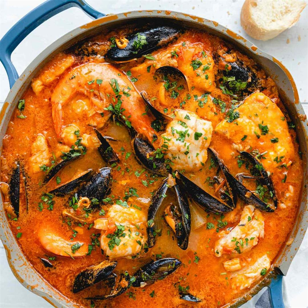 Best Brodet (Fish Stew)