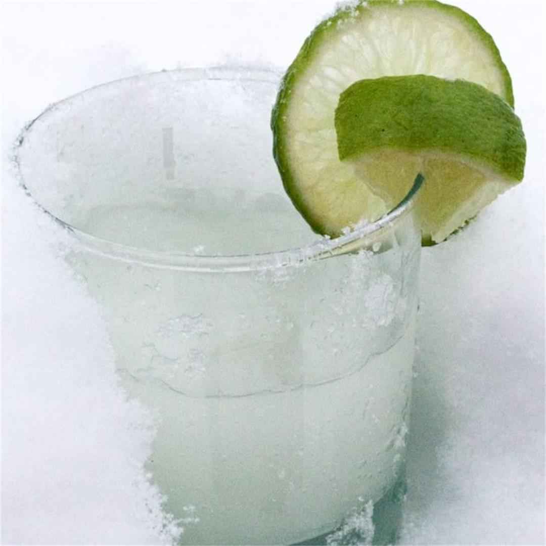 Snow Day Margarita Recipe