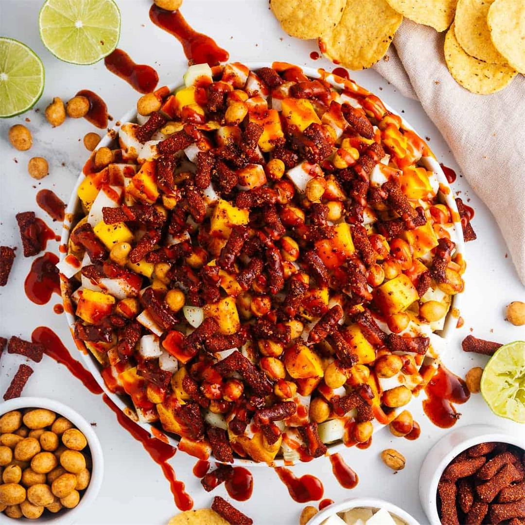 Tostilocos Recipe (Mexican Street Food)