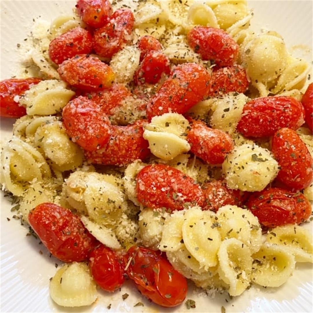 Recipe: Fried Cherry Tomatoes