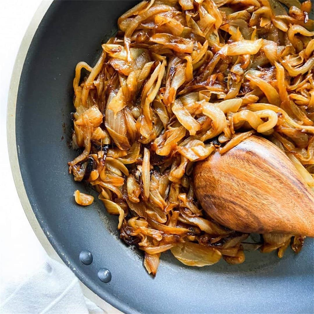 How to Caramelize Onions