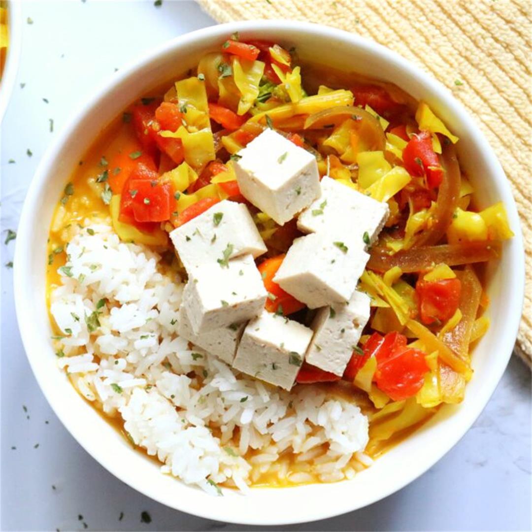 Creamy Vegetable Korma
