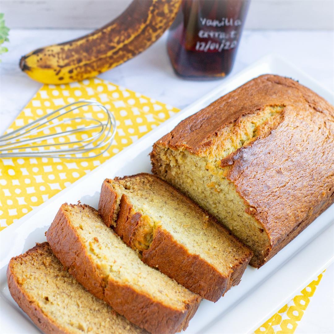 World Famous Banana Bread