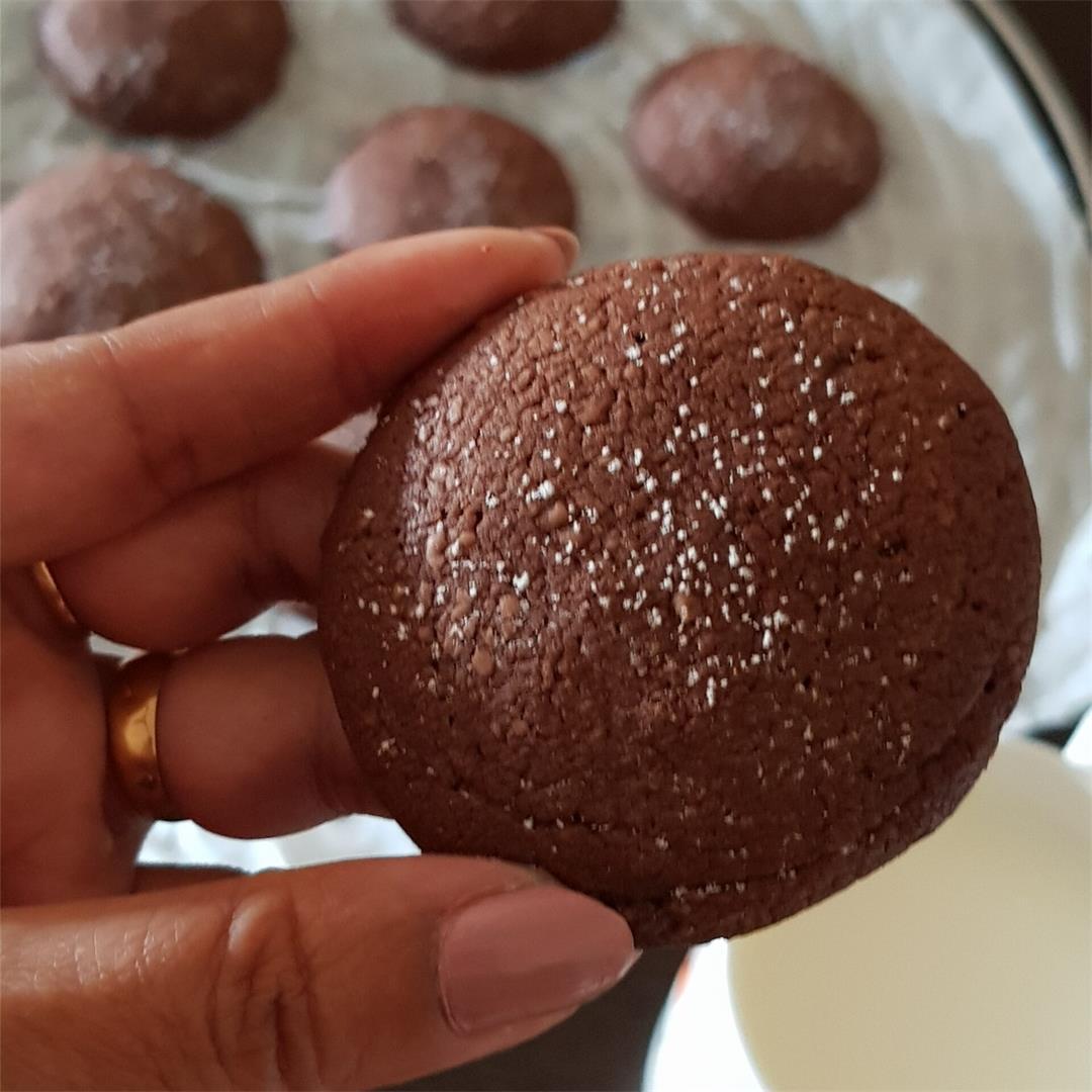 Brookies Recipe/ How To Make Brownie Cookie Recipe