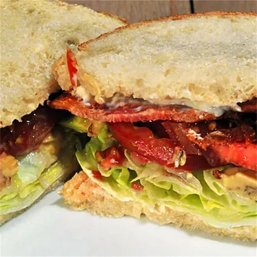 The Ultimate Bacon, Lettuce, and Tomato (BLT) Sandwich