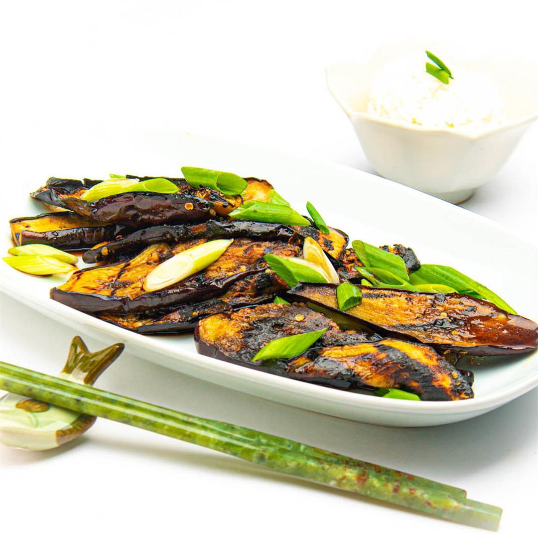 Bulgogi Eggplant