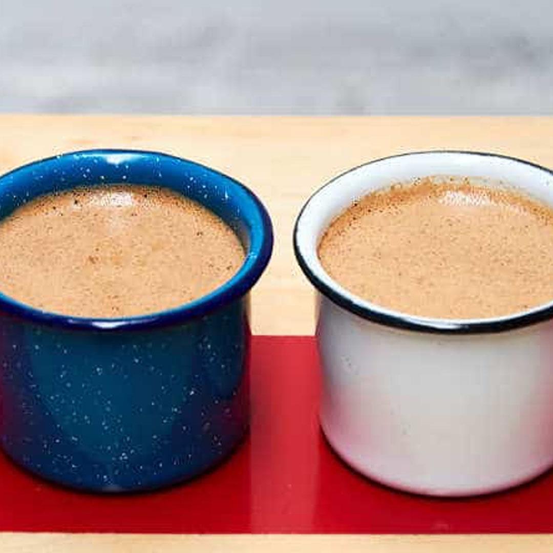 Mexican Kahlua Hot Chocolate
