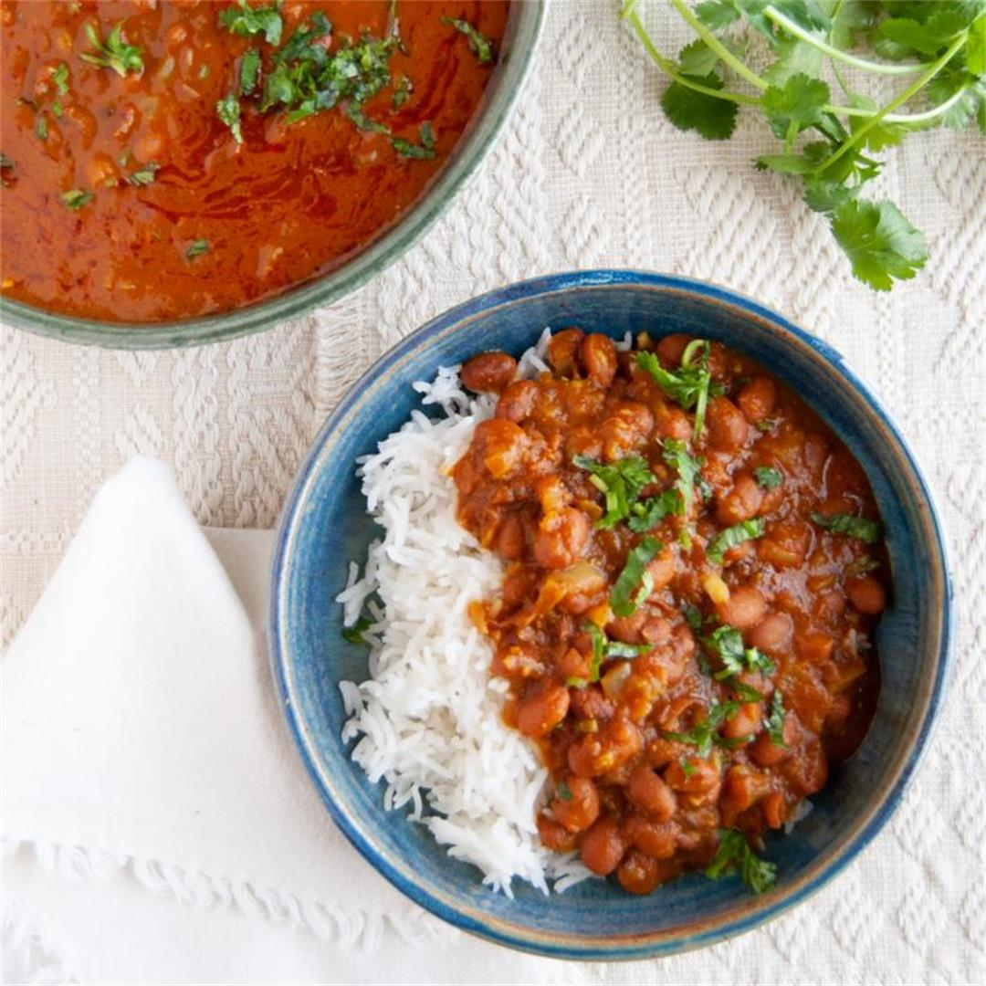 Red Beans Curry
