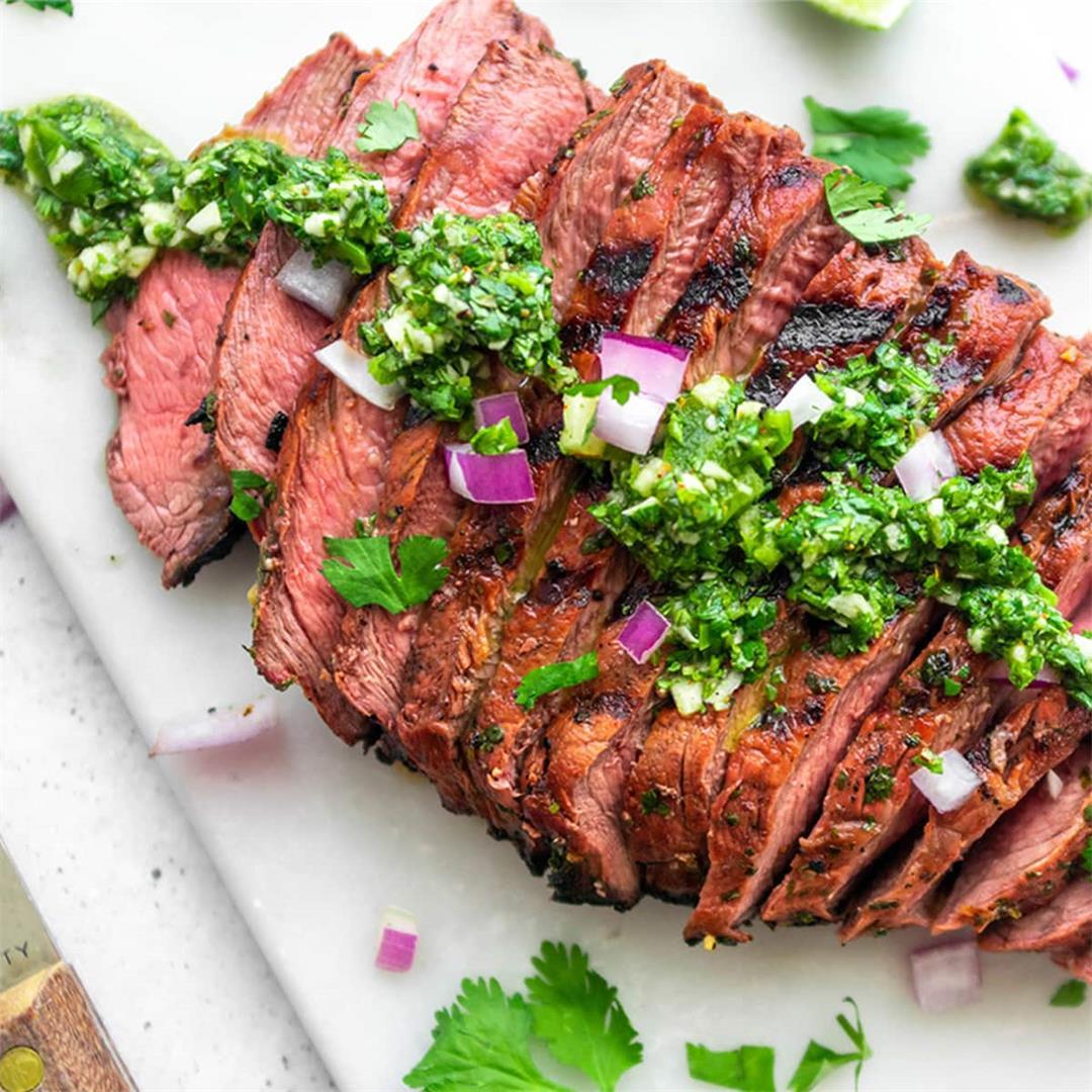 Paleo Carne Asada