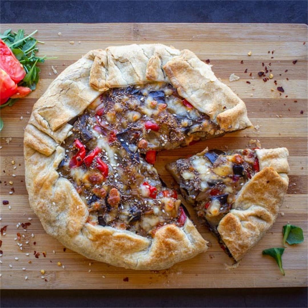 Vegan Eggplant Pie Recipe