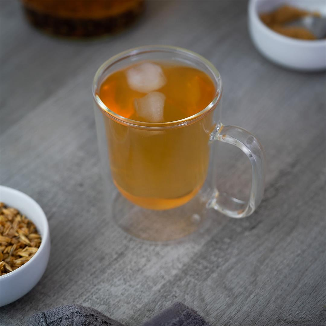 Barley Tea Recipe
