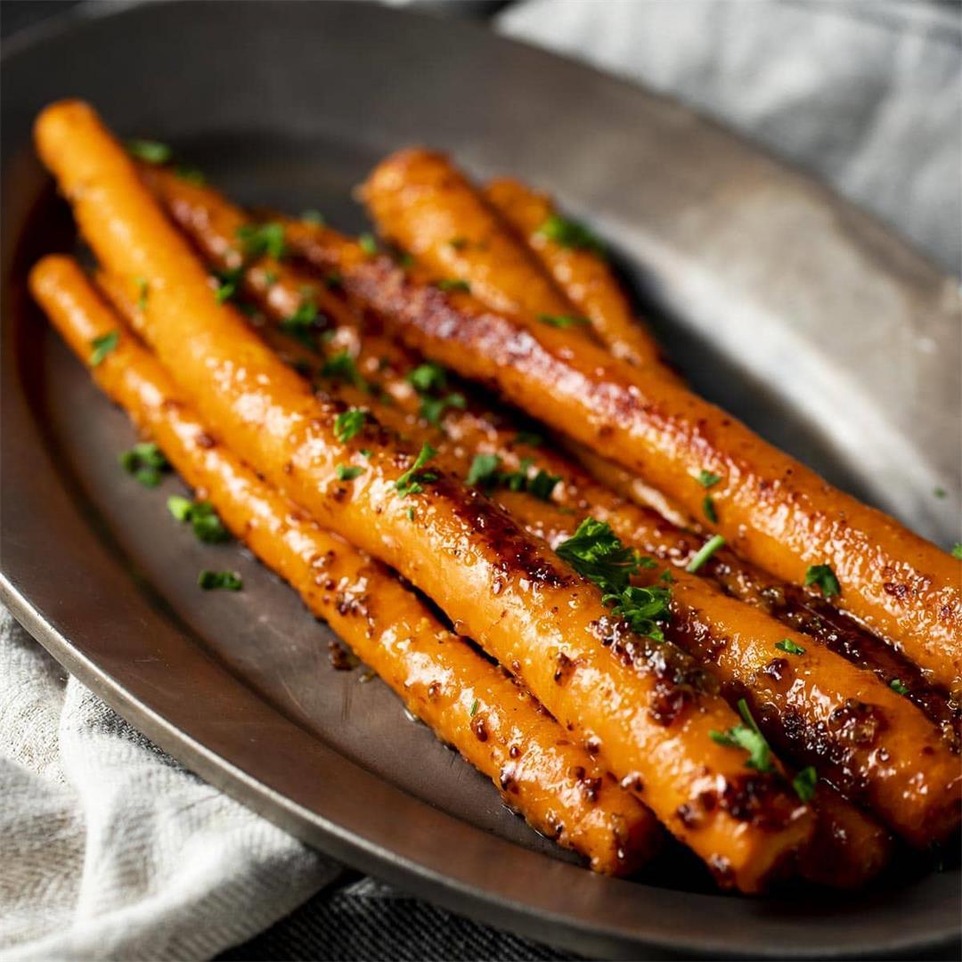Sous Vide Carrots