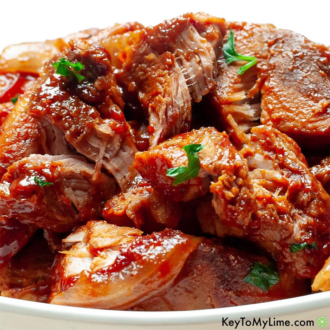 Country Style Pork Ribs Slow Cooker