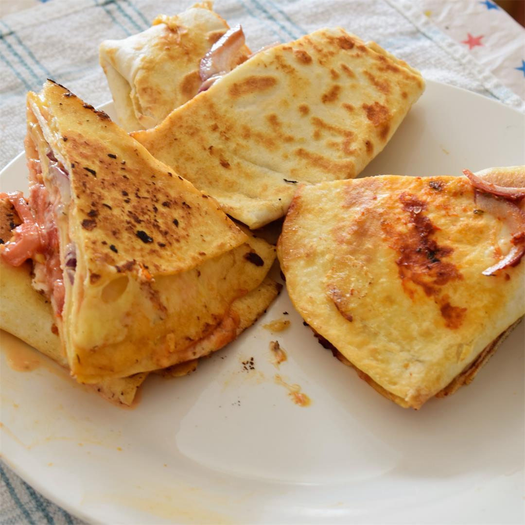 3 Easy and Delicious Tortilla Wrap Recipe