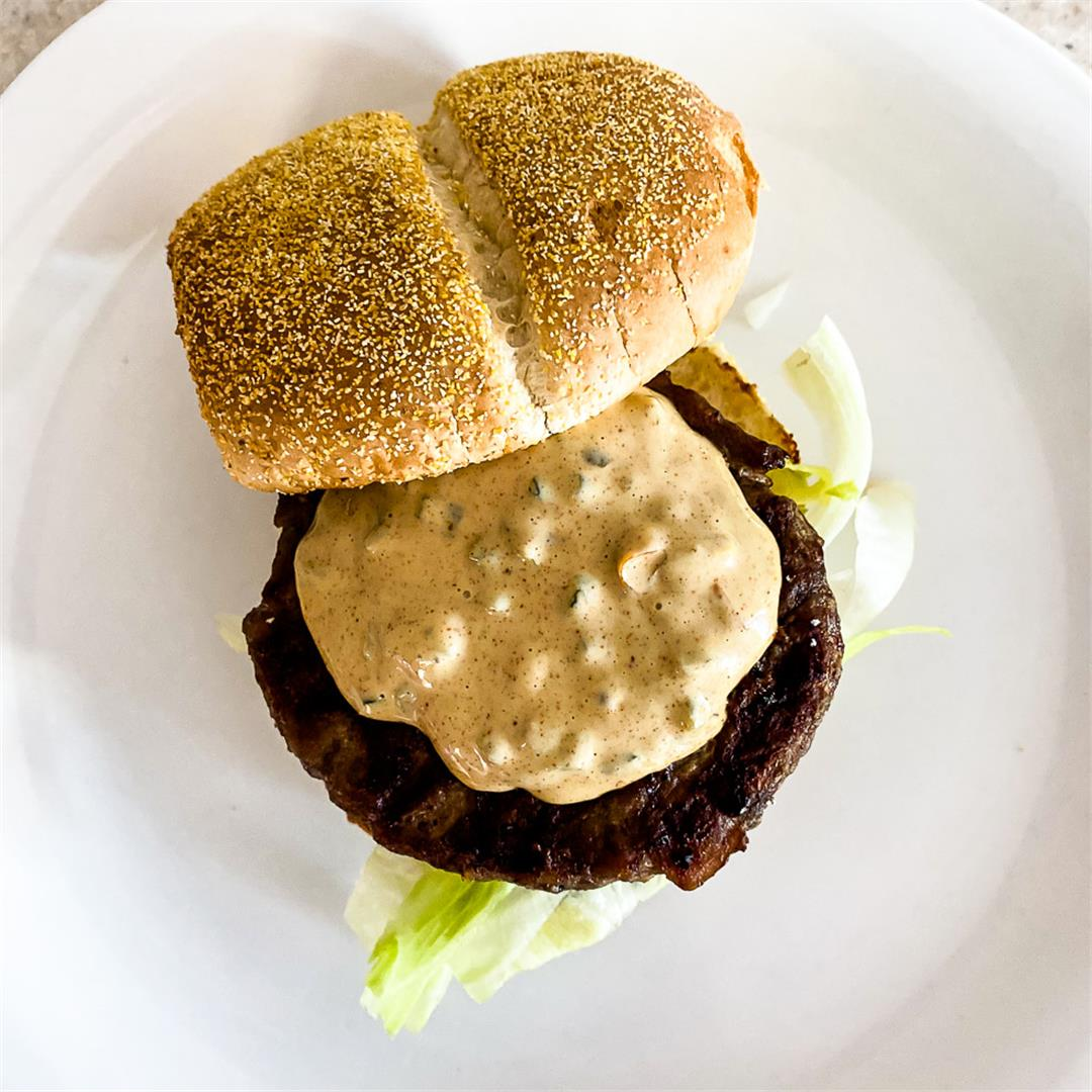 Another Awesome Burger Sauce