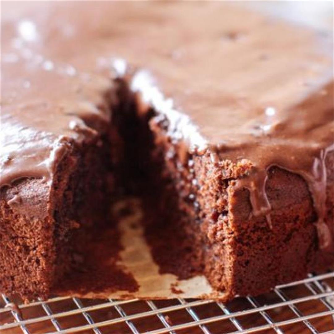 Easy Chocolate Cake Recipe Malaysia