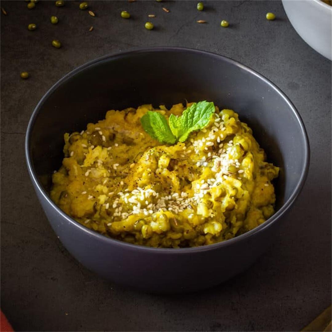 Vegan Kitchari Cleanse Recipe for Detox