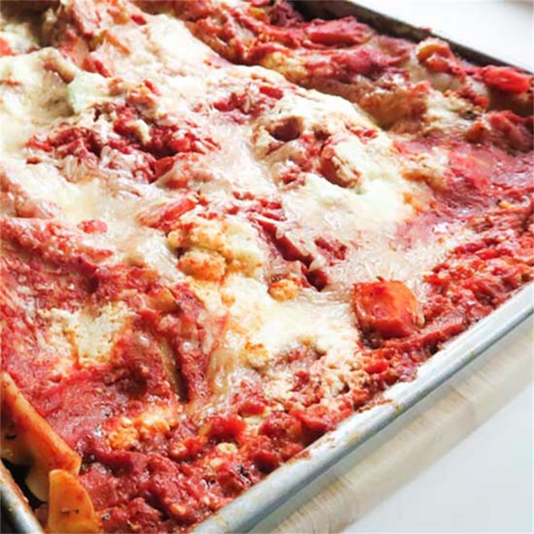 Best Lasagna Recipe Family Dinner
