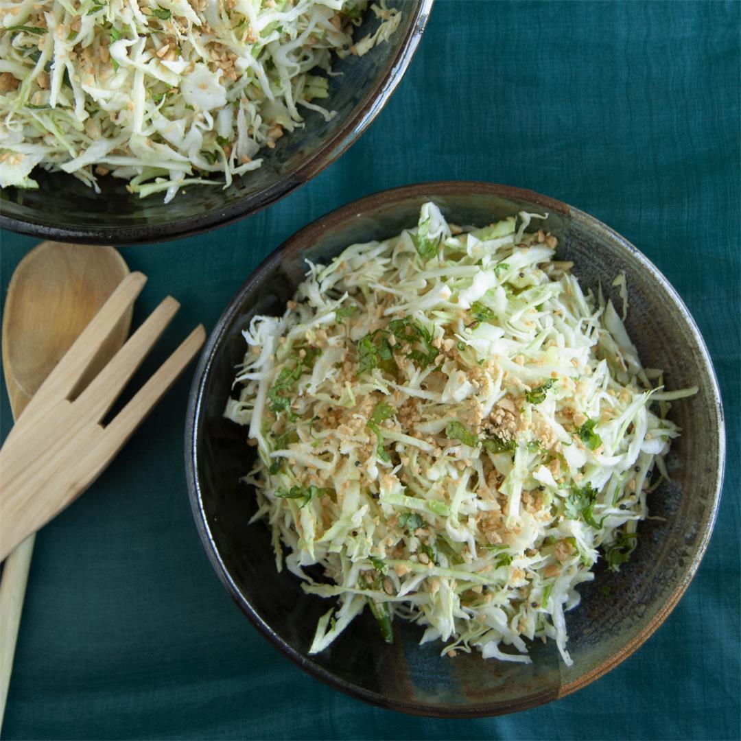 Zesty Cabbage Salad