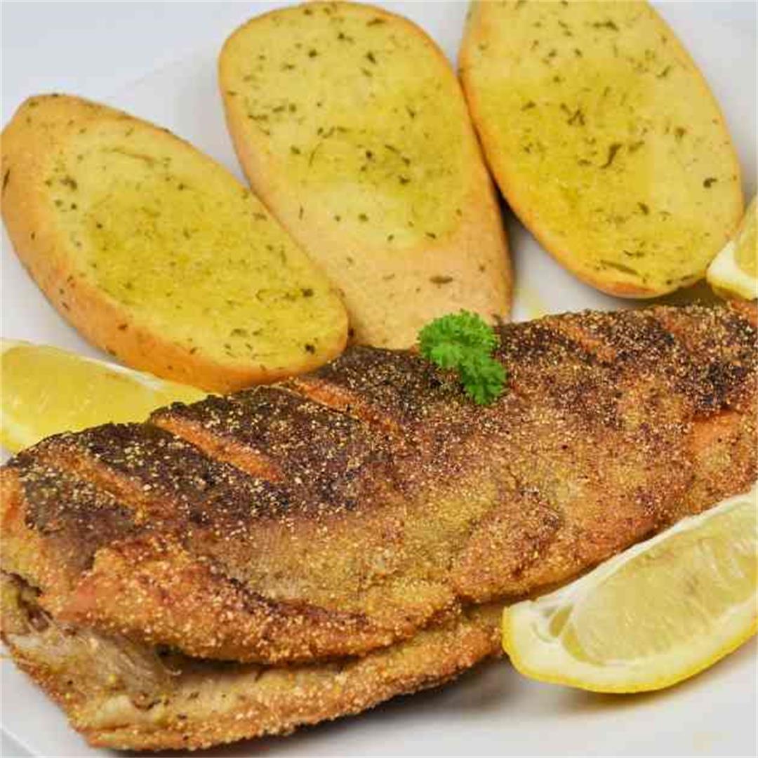 Best Pan-Fried Rainbow Trout Recipe-Timea's Kitchen