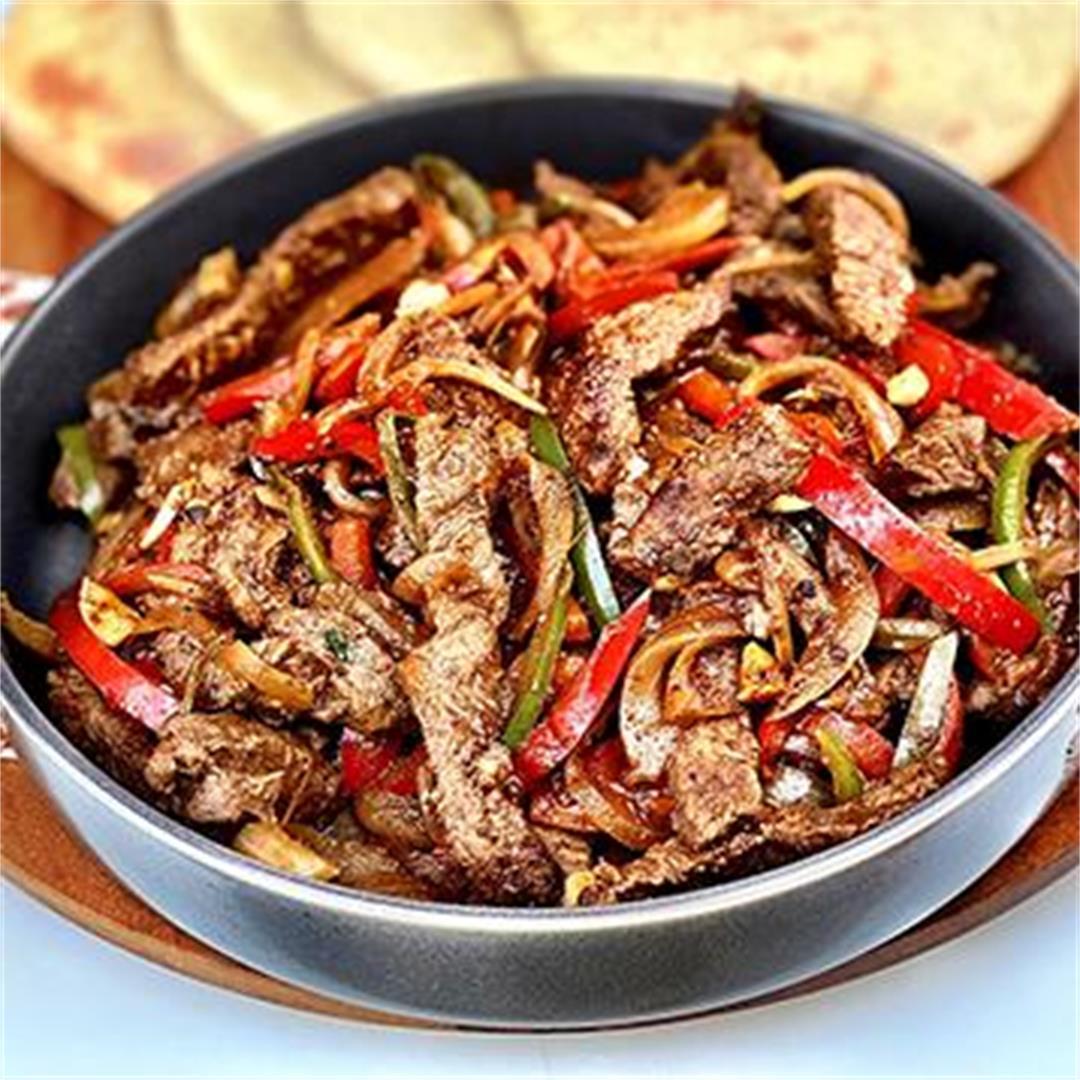 Wagyu Beef Sajiyeh