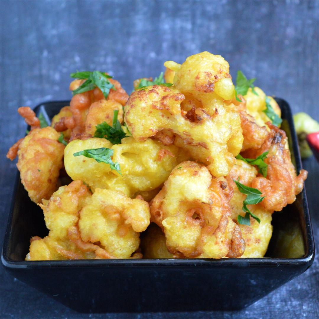 Beer Battered Cauliflower — Tasty Food for Busy Mums Seasonal